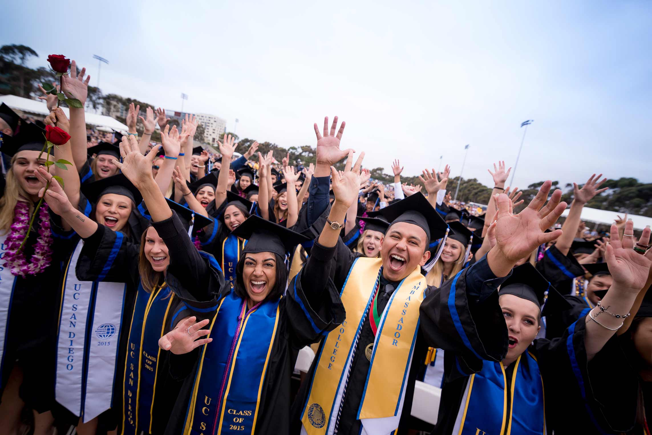 2015 Graduation Commencement Ceremonies