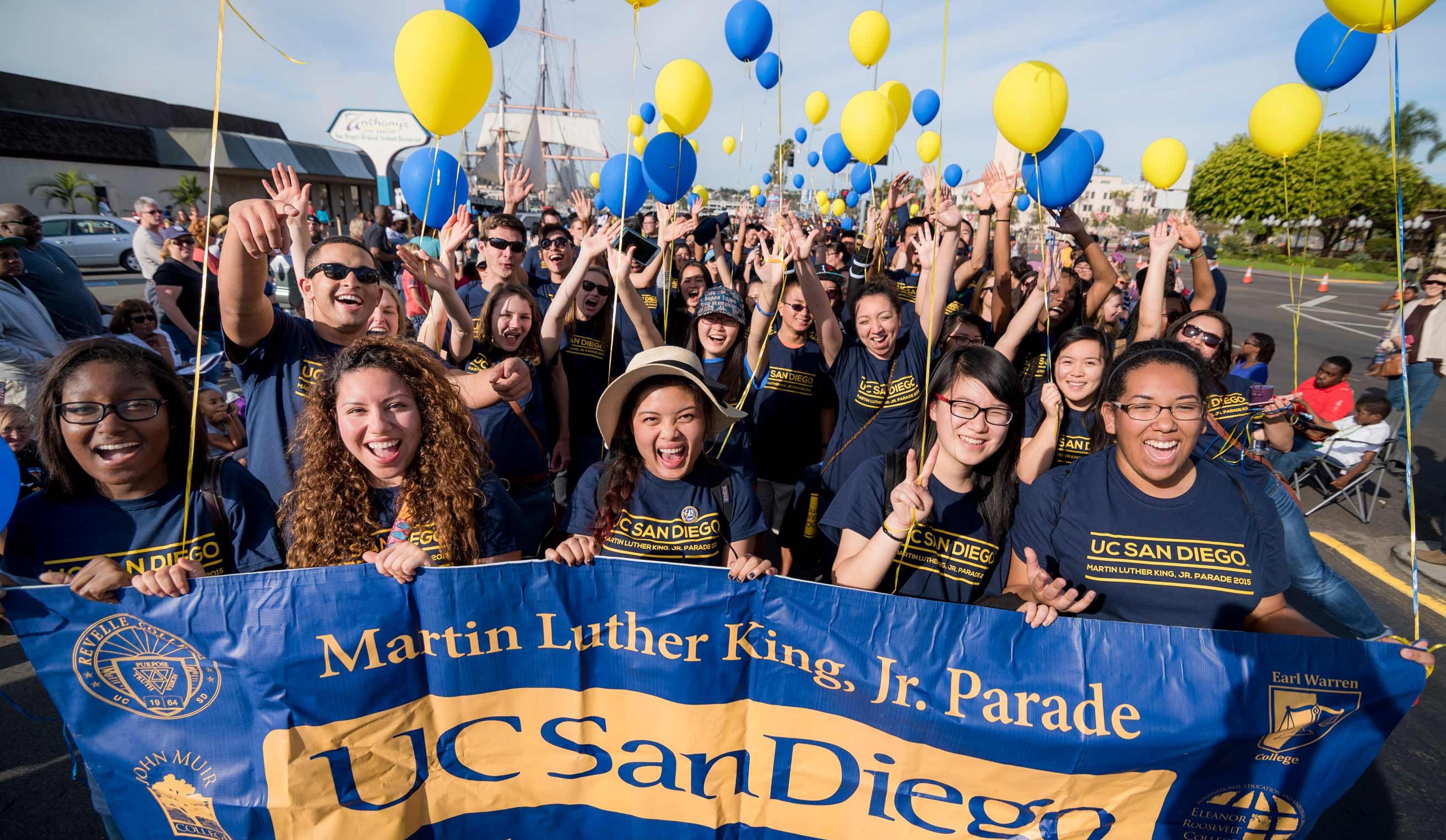 2015 Martin Luther King Jr. Parade and Day of Service