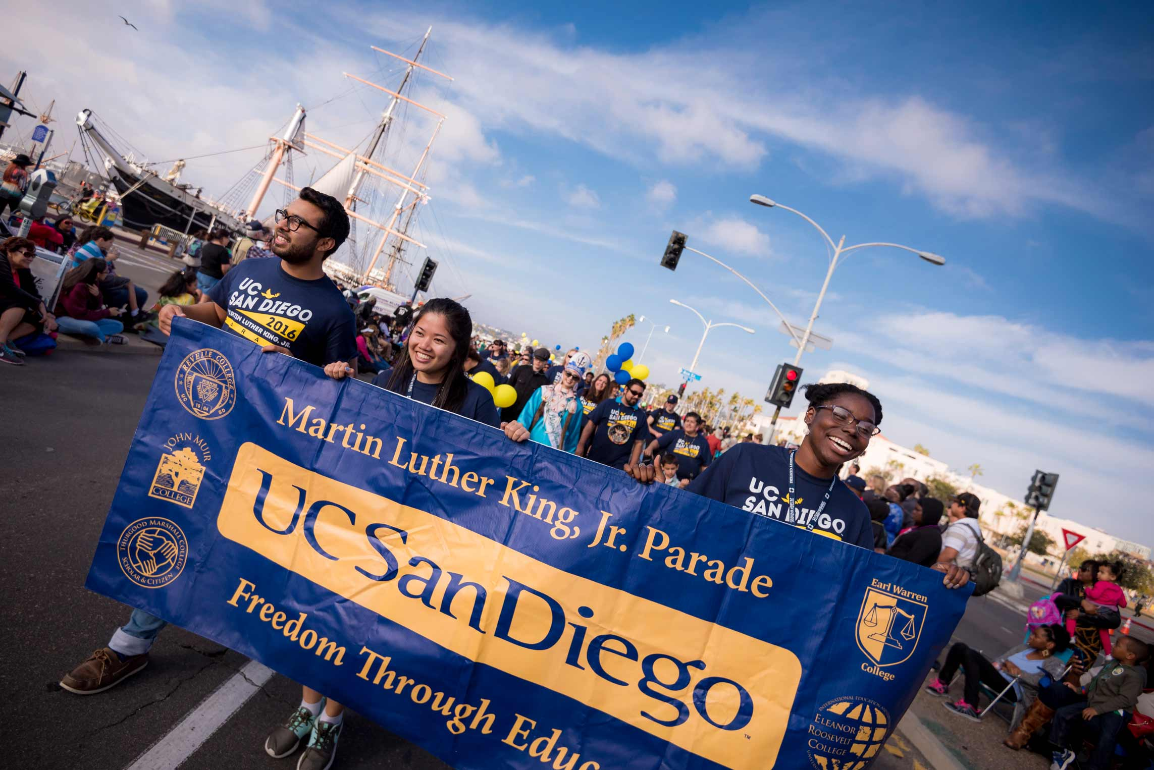 2016 Martin Luther King Jr. Parade and Day of Service
