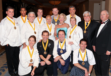 Celebrity Chefs Cook Gala