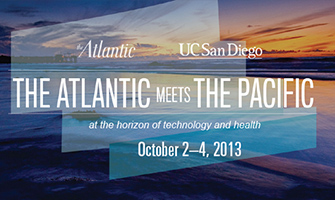 The Atlantic Meets the Pacific 2013
