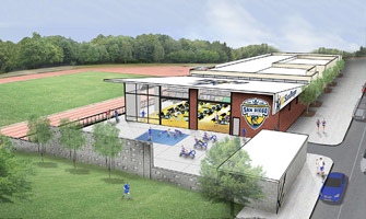 New Athletic Center