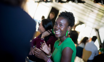Graduate Students Recognized for Commitment to Diversity