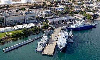 Navy Names New Scripps Research Vessel