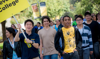 Freshman and Transfer Applications for Fall 2014