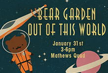 Bear Garden: Out of This World