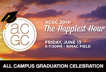 All Campus Graduation Celebration