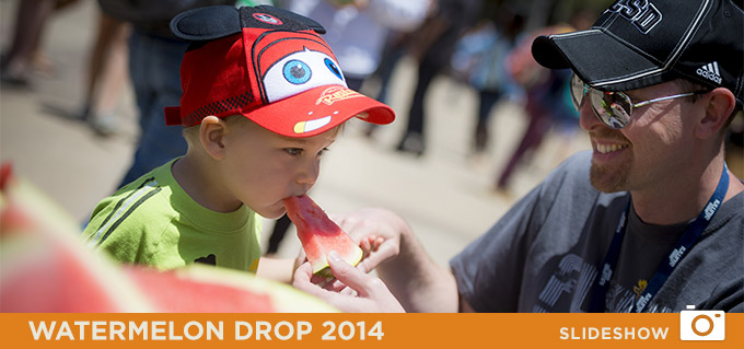 Watermelon Drop 2014