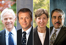 A Conversation with Our Chancellors