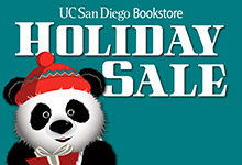 UC San Diego Bookstore Holiday Sale