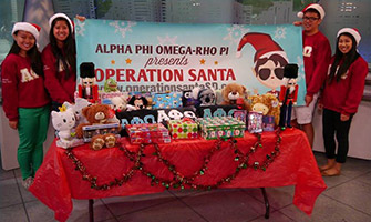 Holiday Giving UC San Diego