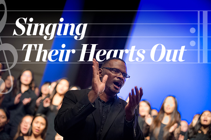 UC San Diego Gospel Choir