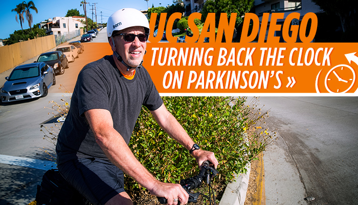 UC San Diego Turning Back the Clock on Parkinson's