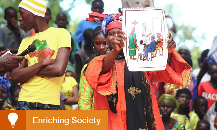 Collective Action Stops Harmful Social Practice