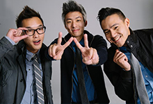 A Conversation With Wong Fu