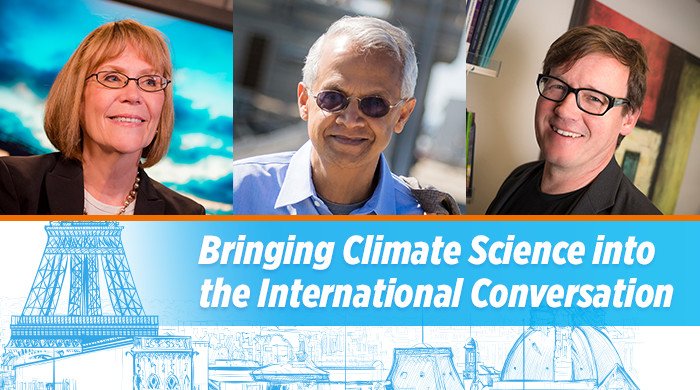Bringing Climate Science into the International Conversation