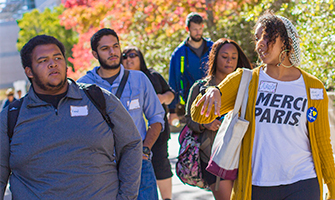 Black Community College Students Get a First Look at UC San Diego