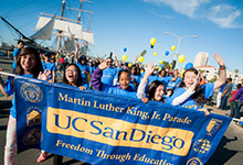 Martin Luther King Jr. Parade and Day of Service