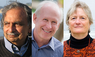 American Academy of Arts and Sciences Elects Three UC San Diego Professors