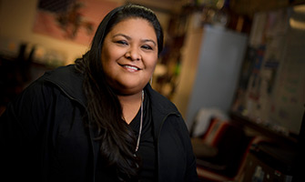 Inter-Tribal Resource Center Inaugural Director