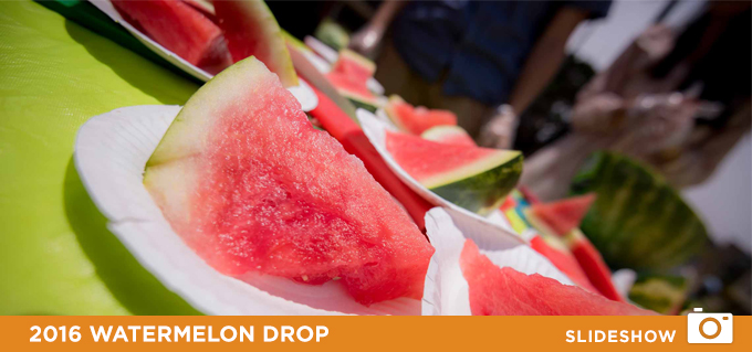 Watermelon Drop 2016