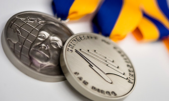 Chancellor's and Revelle Medals
