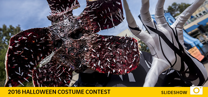2016 Halloween Costume Contest