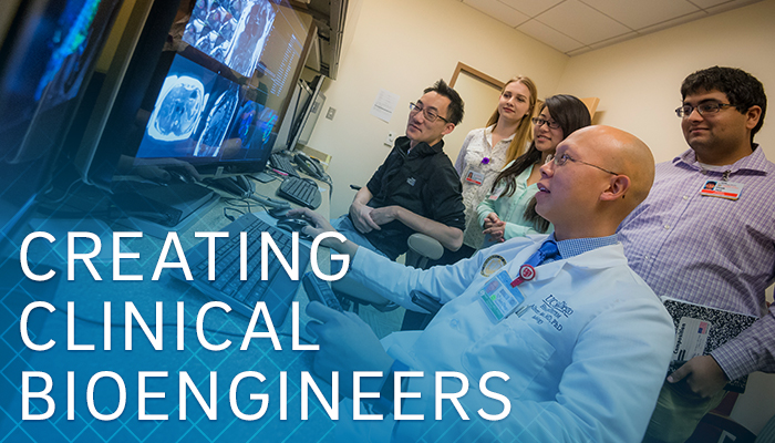 Creating Clinical Bioengineers