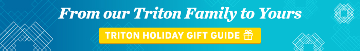 Triton Holiday Gift Guide