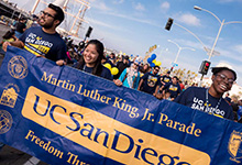 MLK Day of Service and Parade