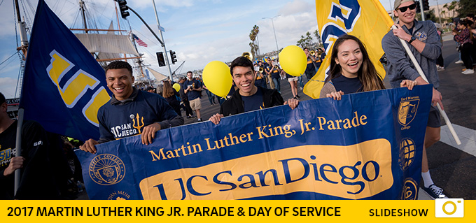 2017 Martin Luther King Jr. Parade and Day of Service