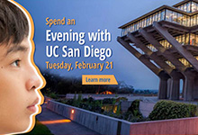 Evening with UC San Diego