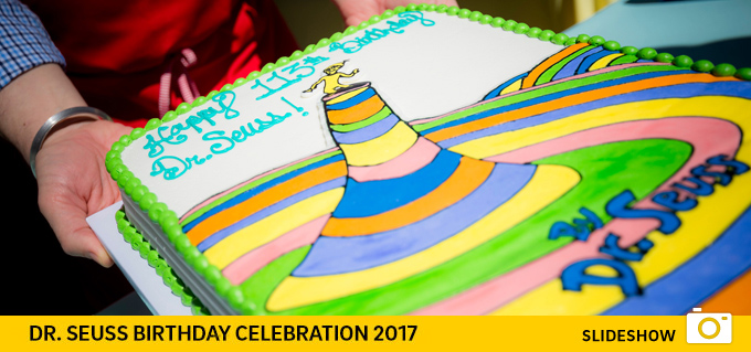 Dr. Seuss Birthday Celebration 2017
