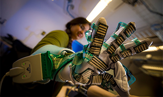 Sensor-Equipped Glove Could Help Doctors Take Guesswork Out of Measuring Spasticity