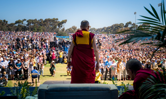 The Dalai Lama Speaks on Embracing the Beauty of Diversity in Our World
