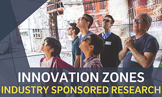 Innovation Zones: Industry Sponsored Research
