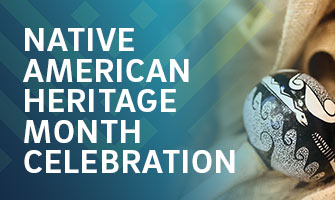 Native American Heritage Month Celebration