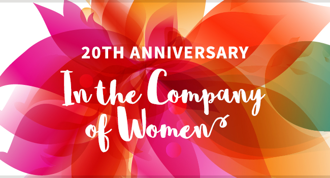 20th Anniversary | In the Company of Women