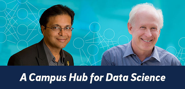 A Campus Hub for Data Science
