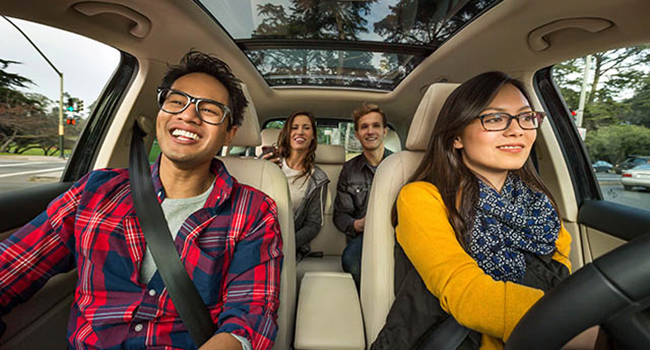 UC San Diego partners with Lyft