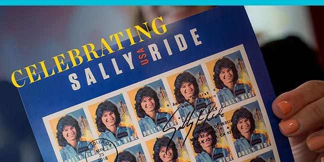 Celebrating Sally Ride