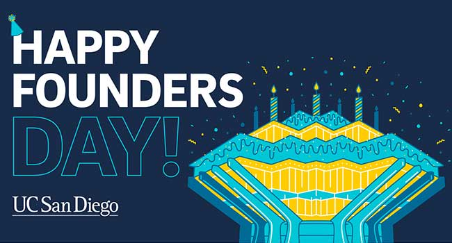 HAPPY FOUNDERS DAY!