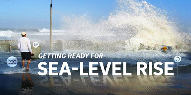 GETTING READY FOR SEA-LEVEL RISE