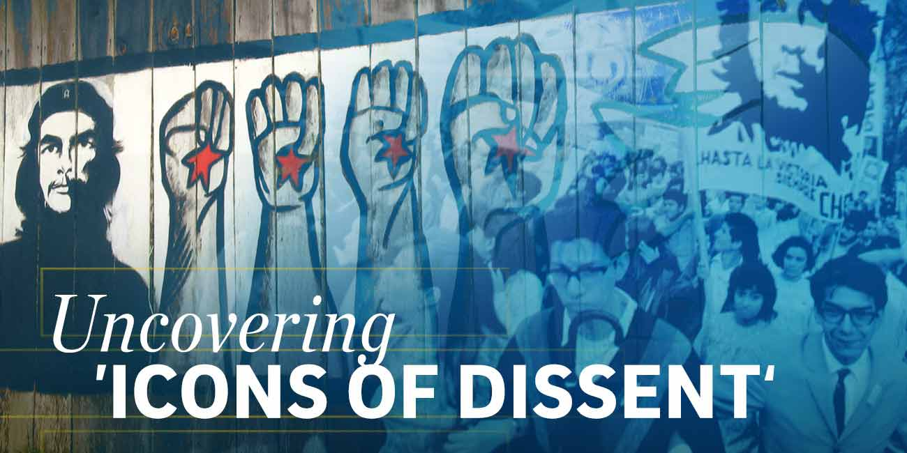 Uncovering 'Icons of Dissent'