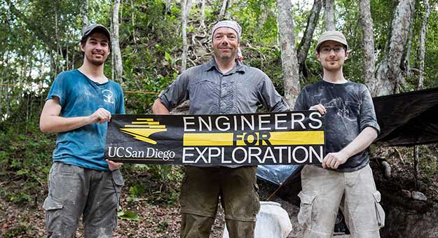 members of Engineers for Exploration