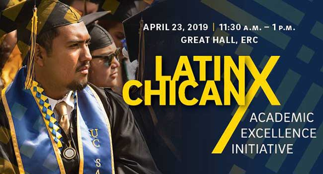 Latinx/Chicanx Academic Excellence Initiative Meeting
