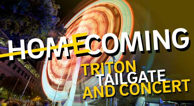 Homecoming Triton Tailgate and Concert