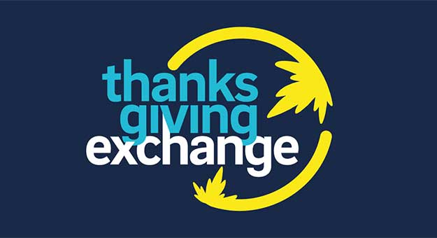 Thanksgiving Exchange logo