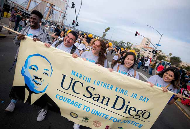 ucsd parade banner