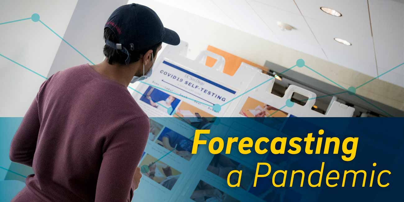 Forecasting a Pandemic